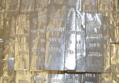 RealMoneyTrader: Silber vor seltener Ausnahmesituation