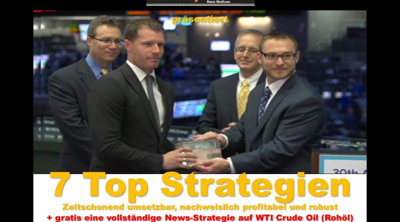 [RealMoneyTrader Aufzeichnung]: Top Trading-Strategien für Day- und Swingtrader