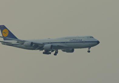 [RealMoneyTrader]: Lufthansa – Aktie läuft in langfristige Toppingzone hinein