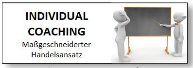 Profi-Trader: Individual Coaching